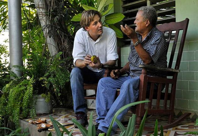 Pierre Marcolini, rencontre cubaine