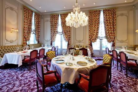 Restaurant de La Grande Maison de Bernard Magrez
