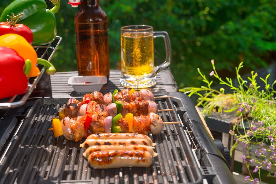 Meilleurs barbecues électriques pour l'extérieur
