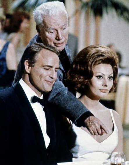 Mort Marlon Brando La comtesse de Honk-Kong, 1967