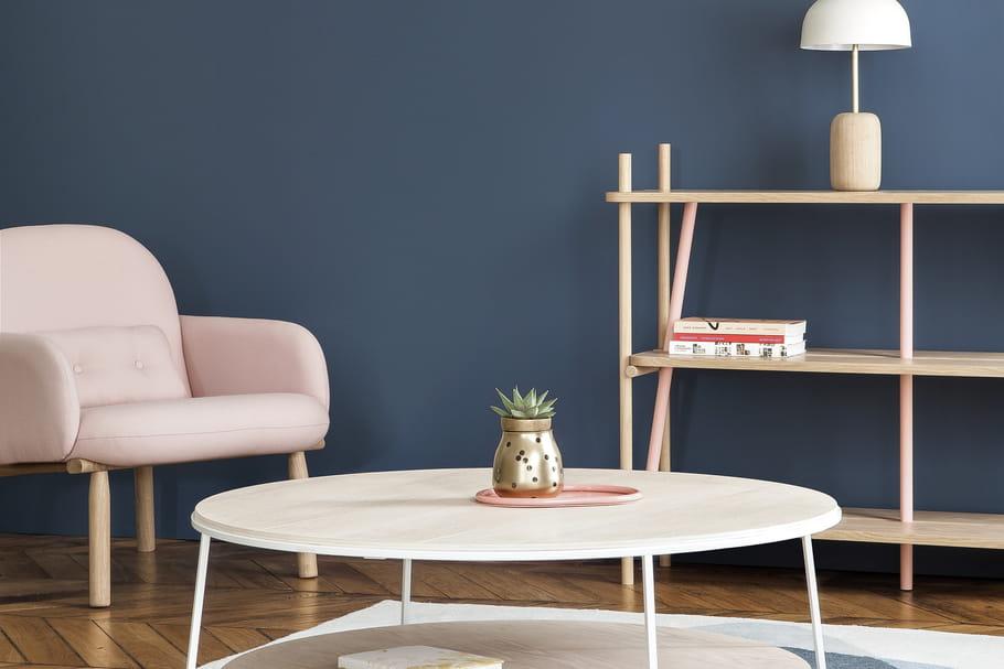 L'objet du désir : le fauteuil Georges d'Hartô, version pink