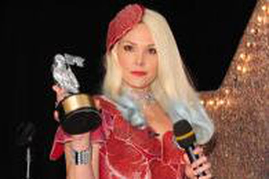 """Gaga Goo Goo baby wear"" : la fausse ligne pour enfants de Lady Gaga"