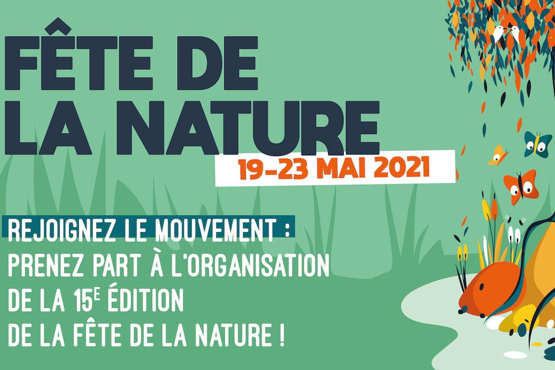 Fête de la nature 2021: demandez le programme!