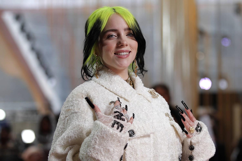Billie Eilish passe au Shaggy bob, le nouveau carré tendance