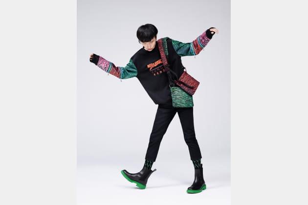 Kenzo X H&M, look 28