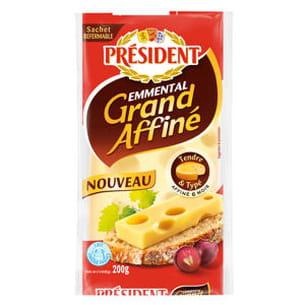 emmental grand affiné de président