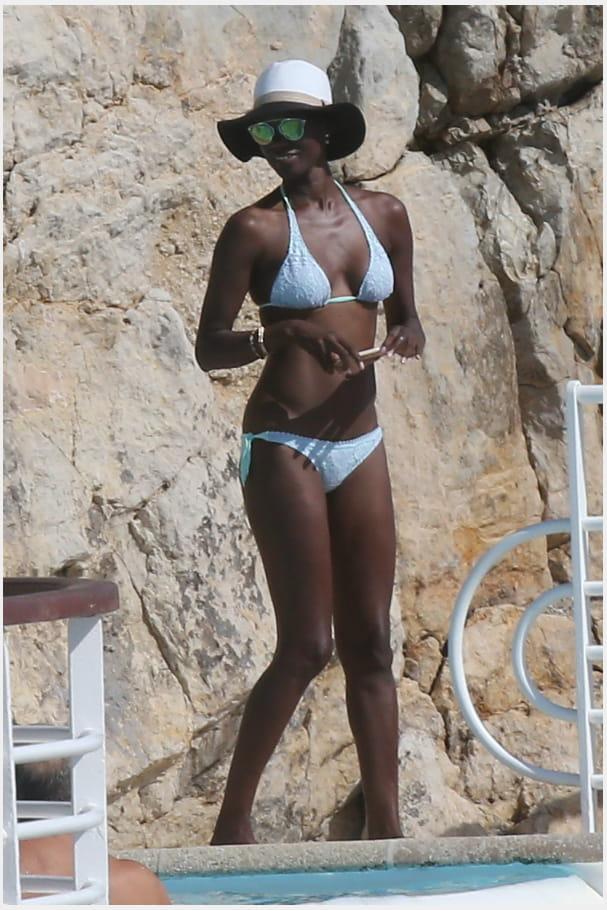 Lupita Nyong'o tire les ficelles