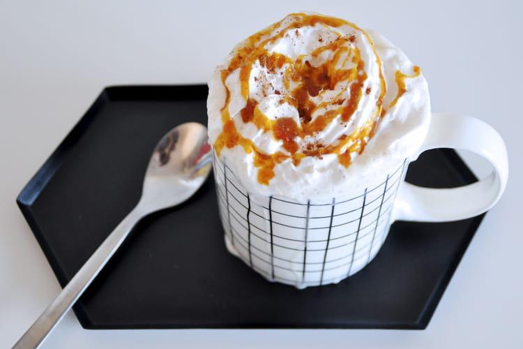 Café Latte Pumpkin spice