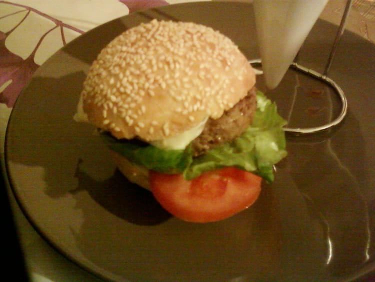 Recette hamburger maison sandwich - Recette hamburger maison original ...
