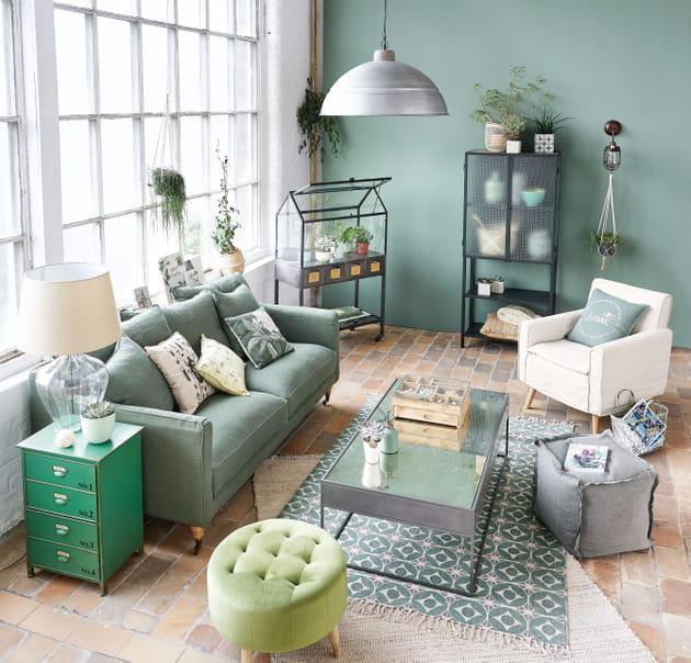 vitrine azalis maisons du monde. Black Bedroom Furniture Sets. Home Design Ideas