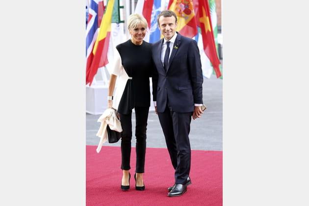 Un couple diplomatique