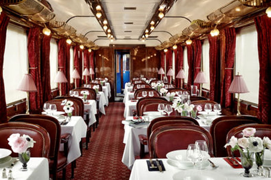 La Table Orient Express : la gastronomie mène bon train