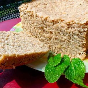 pain de seigle à la menthe