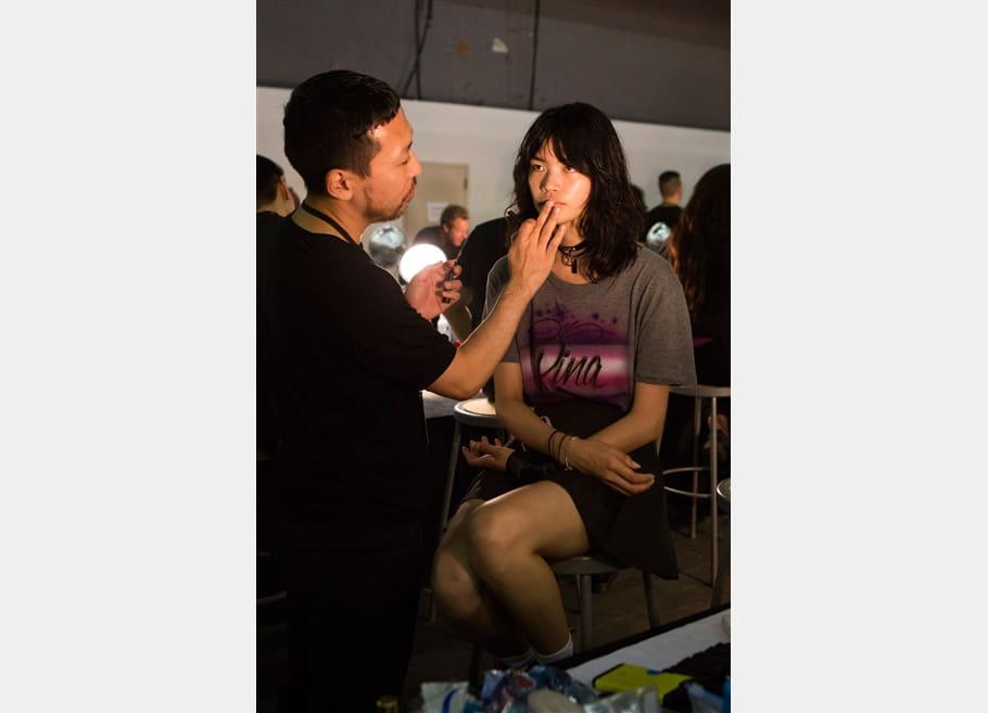 Alexander Wang (Backstage) - photo 7