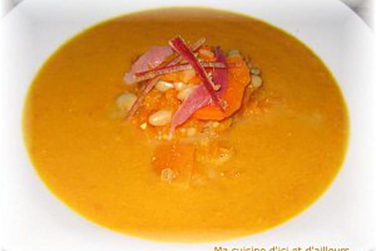 Soupe seychelloise