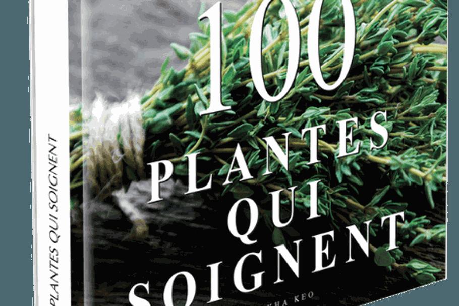 Les 100plantes qui soignent: en librairie le 15mars 2021