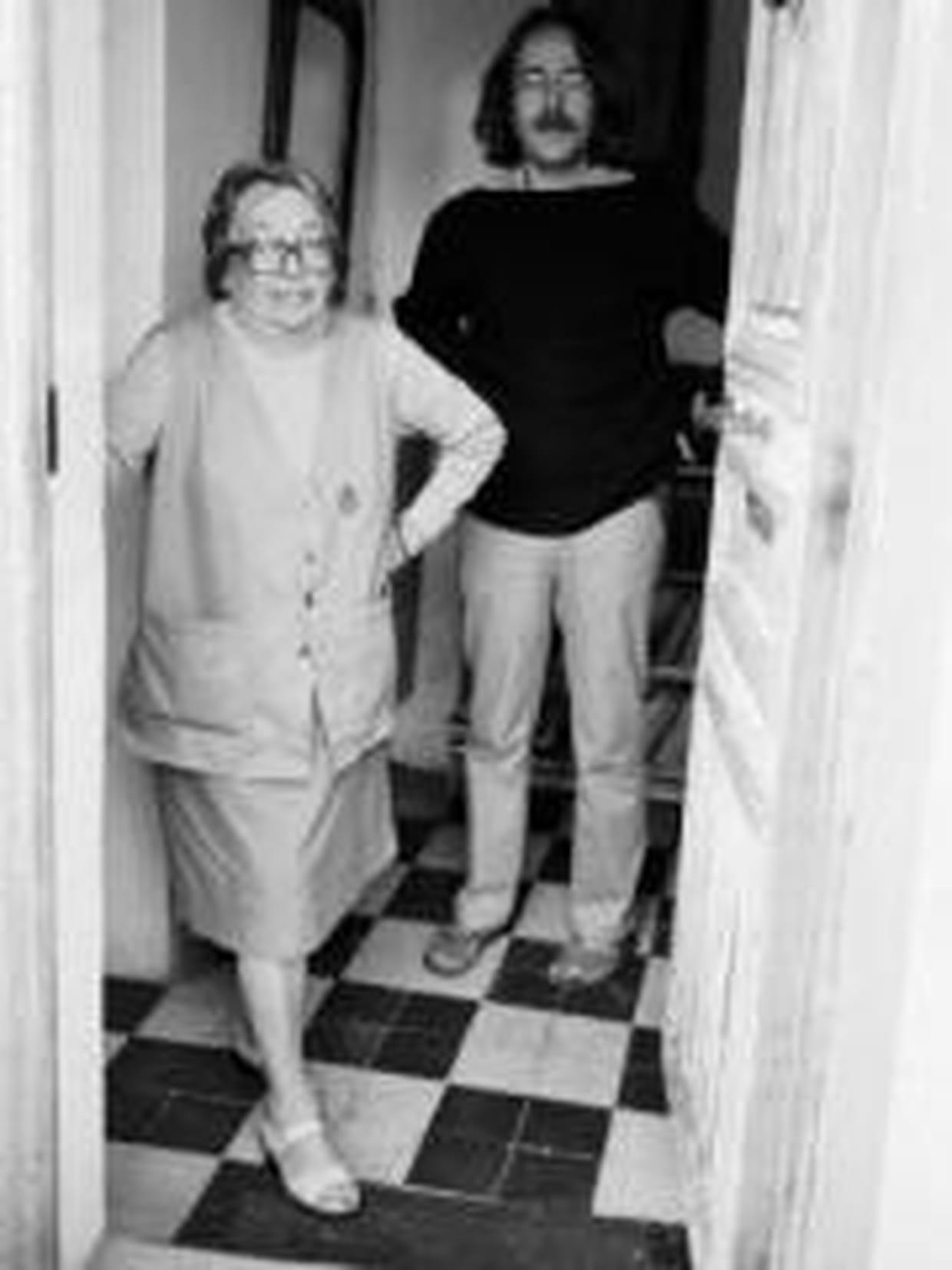 Marguerite Duras Et Yann Andrea Cet Amour La