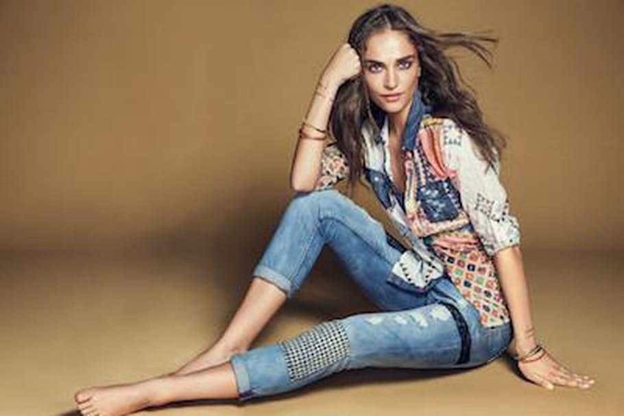 Desigual Exotic Jeans, quand le denim s'exprime