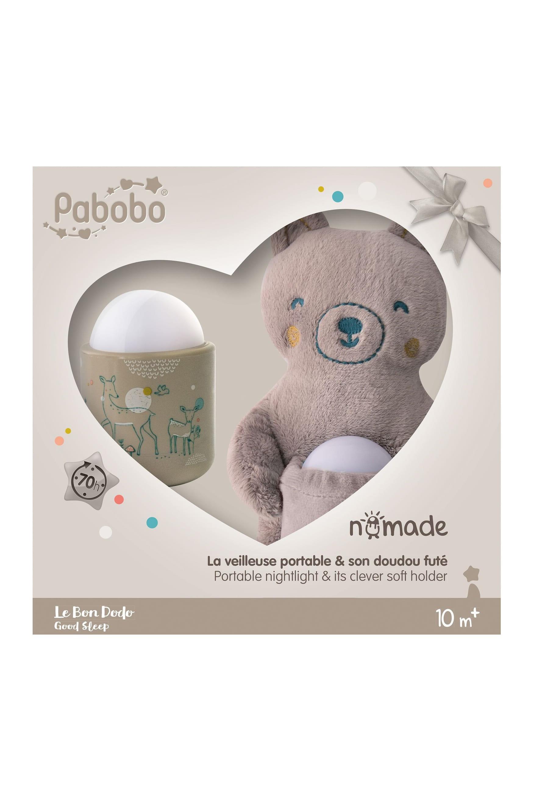 coffret cadeau veilleuse nomade pabobo. Black Bedroom Furniture Sets. Home Design Ideas