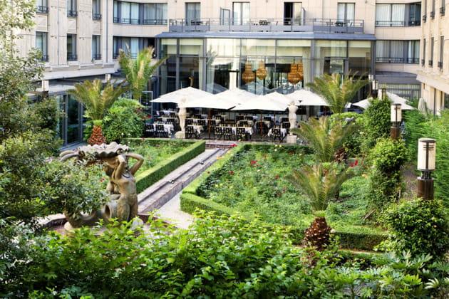 Le patio andalou, un jardin de rêve