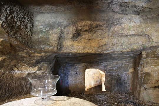 Un canal à la cave