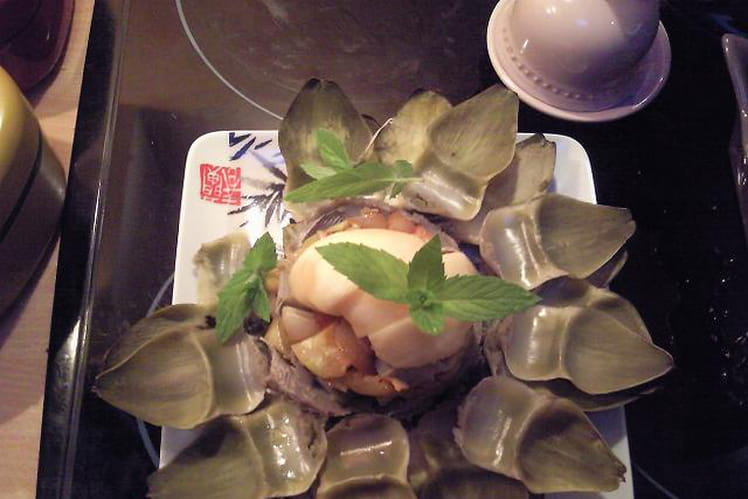 Carxofa (artichaut)