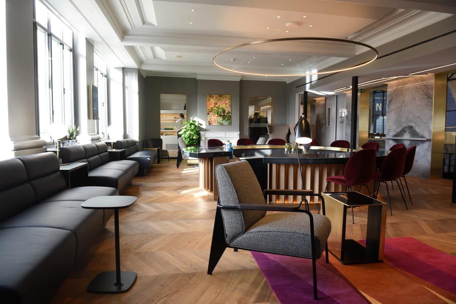 Eurostar dévoile son nouveau Salon Business Premier à la Gare du Nord