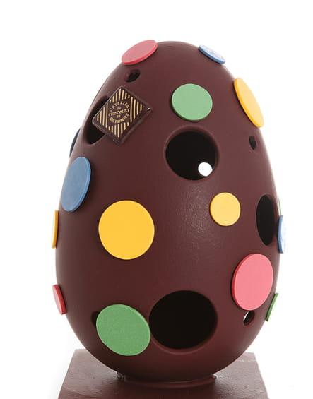 L'oeuf So Pop de l'Atelier du Chocolat
