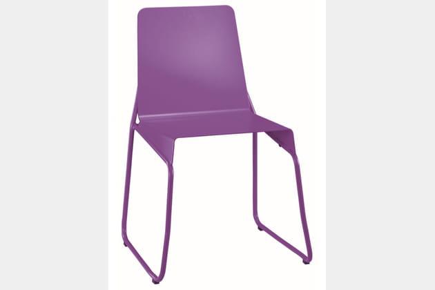 Chaise DS n° 2de Souvignet