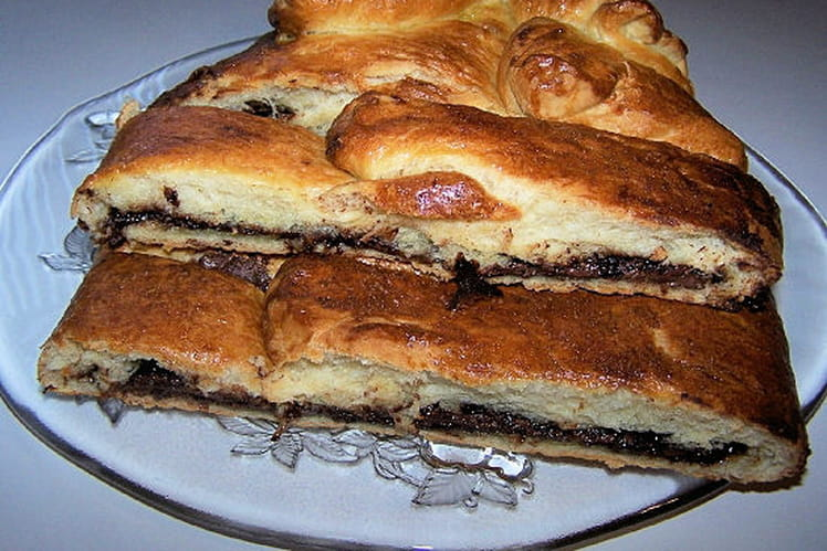Brioches au Nutella