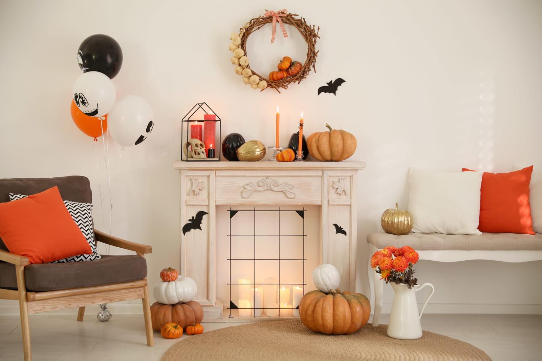 Déco Halloween: idées et DIY pour une déco facile à faire soi-même