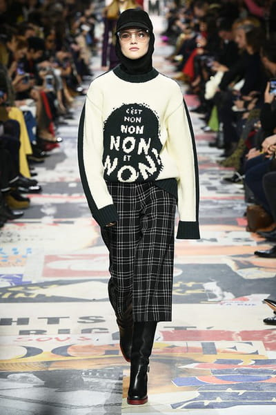 Christian Dior - Automne-Hiver 2018-2019