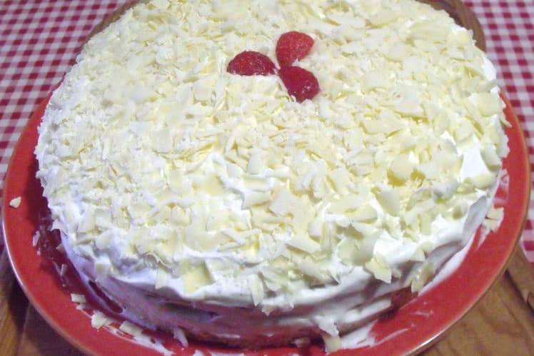 Gâteau Flocon du Haut-Jura