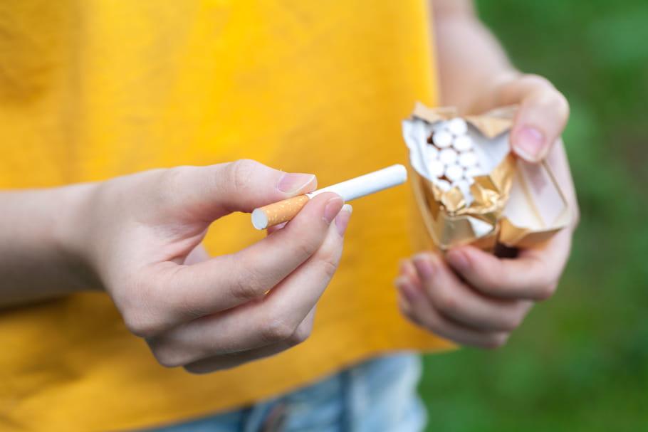 Le paquet neutre dissuade les fumeurs!