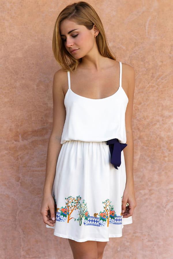 Robe Poppy Toscane De Daiva