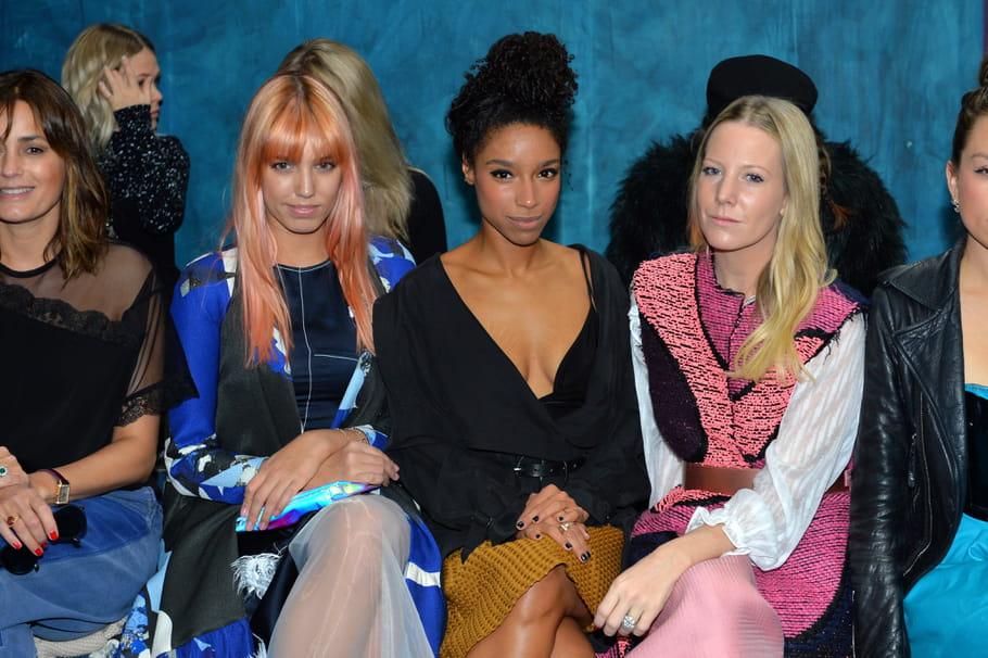 Amber Le Bon, Lianne La Havas et Alice Naylor-Leyland