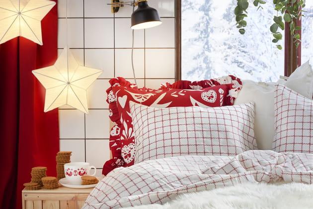 Parure de lit Vinter par Ikea