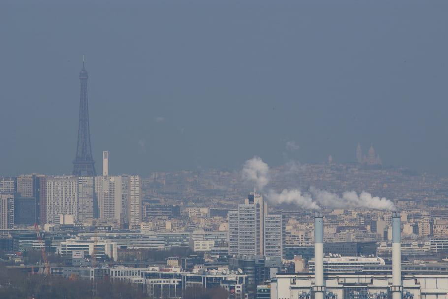 La pollution de l'air coûte 101,3 milliards d'euros par an à la France
