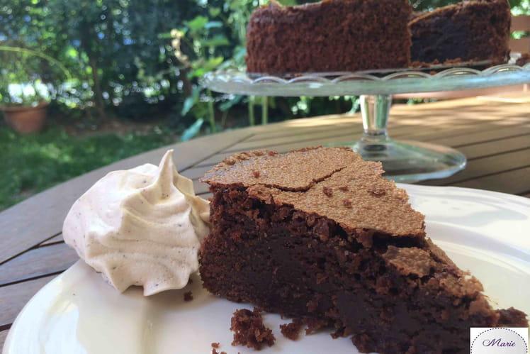 Cake au chocolat Mississippi Mud Cake