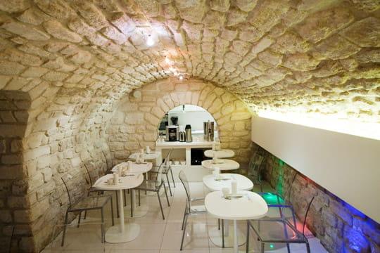 L'ancienne cave