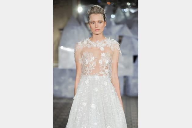 Robe de mariée transparente, Zwillinger