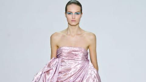 Fashion week Paris : défilé Christian Dior printemps-été 2013