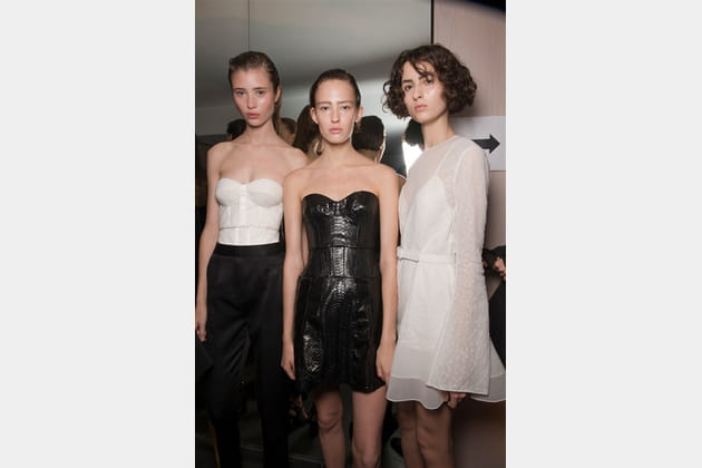 Olivier Theyskens (Backstage) - photo 20