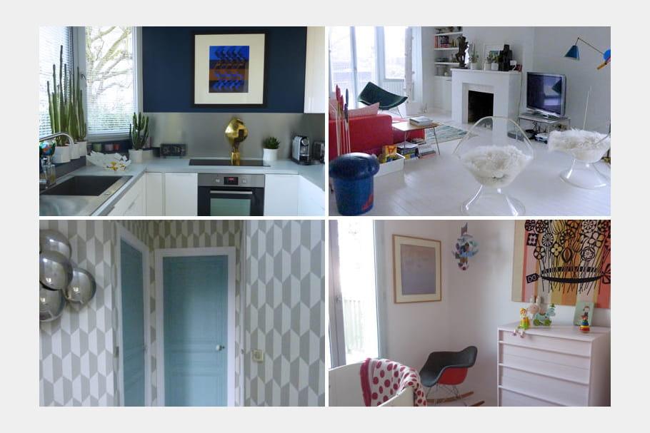 avant apr s le relooking moderne d 39 une maison journal. Black Bedroom Furniture Sets. Home Design Ideas