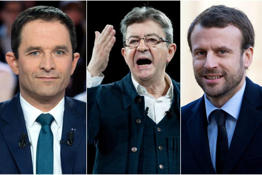 Présidentielle: 3candidats signent le pacte pour l'égalité 2017