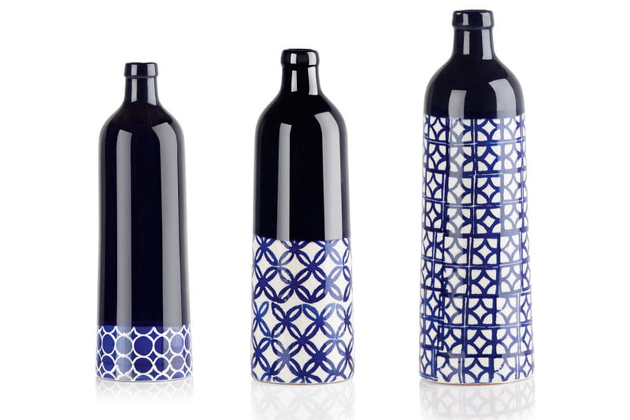 L'objet du désir : les vases bouteille Adrie de Made.com