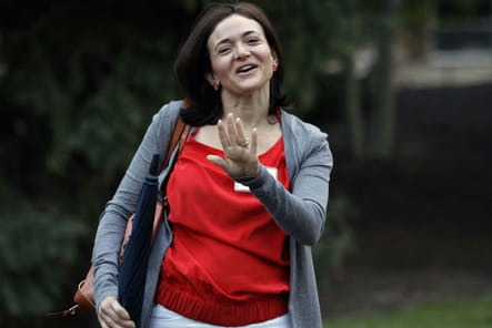 Sheryl Sandberg enflamme la Toile