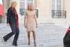 Les looks de Brigitte Macron, en mode première dame