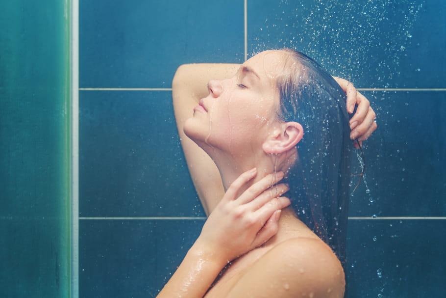 Les bienfaits de la douche selon le moment de la journée