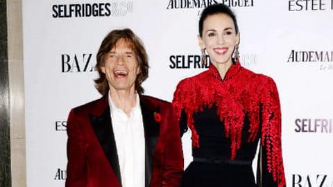 Mort L'Wren Scott, femme de Mick Jagger